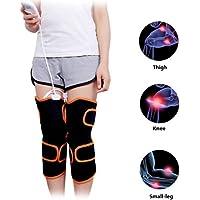 Elektrisches Heizkissen für Kniegamaschen mit 9 Massagemodi und 5 Arten von Geschwindigkeit preisvergleich bei billige-tabletten.eu