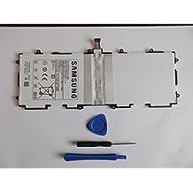 Batteria di ricambio per Samsung Galaxy Tab 210.1, Galaxy Note 10.1, Galaxy Tab 10.1, GT-P5110, GT-P7510, GT-P5100, 25,4cm SP3676B1A (1S2P) batteria, 7000mAh, 25.9Wh, 3.7Volt + libero strumenti di apertura