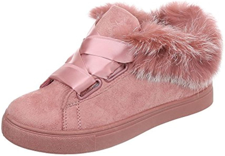 Zapatos para mujer Mocasines Plano Zapatillas Ital-Design