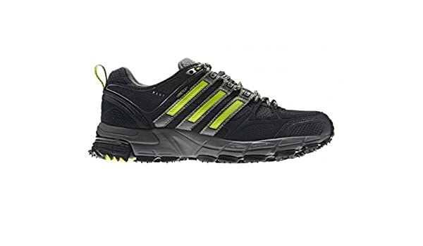 buy popular 7a183 70bdf ADIDAS Supernova Riot 3 GTX Ladies Trail Running Shoes, Dark Grey Yellow,  UK7.5  Amazon.co.uk  Shoes   Bags