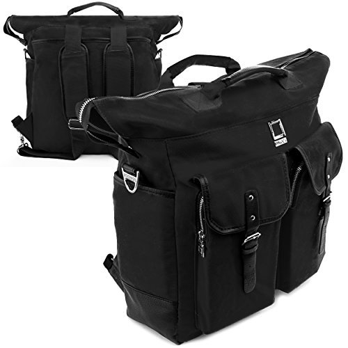 lencca-phlox-backpack-black-carry-on-laptop-bag-fits-11-12-13-14-15-inch-macbook-laptop-ultrabook-by