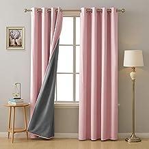 rideau chambre fille. Black Bedroom Furniture Sets. Home Design Ideas
