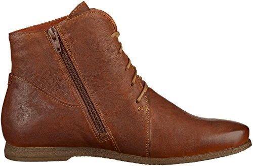 Think! Damen Shua Desert Boots Braun (Sattel/Kombi 52)