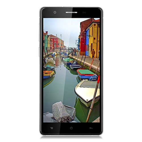 """Foto 5.5"""" CUBOT S550 Schermo HD 4G LTE Impronte Digitali Touch ID Android 5.1 MT6735 Quad Core 1.3GHz Smartphone Telefono Mobile HotKnot 2G/16G Intelligente Gesture Wake Aria Sblocco OTA Cellulare GPS WIFI Nero"""