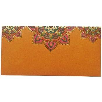 Yellow Gift Envelope