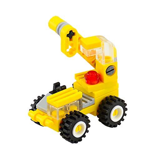 1pc de Juguetes para niños armar Bloque Juguetes Rompecabezas de Juguete para niños niños y niñas - Dumper