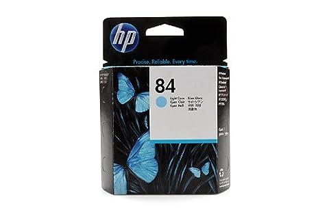 Ink cartridge Original HP 1x Light cyan C5017A / Nr 84 for HP DesignJet 20 PS