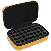 hunpta 32Grid Roller Flaschen ätherisches Öl Fall tragen Halter Aufbewahrung Aromatherapie Tasche preisvergleich bei billige-tabletten.eu