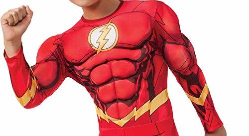 Imagen de rubie's  disfraz marvel the avengers el flash para niños de 3  4 años 881369_s  alternativa