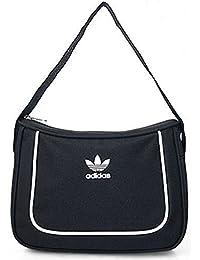 Adidas Tasche Handtasche schwarz/weiß