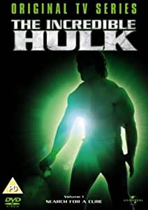 Hulk Vol.1  - Search For A Cure [DVD]