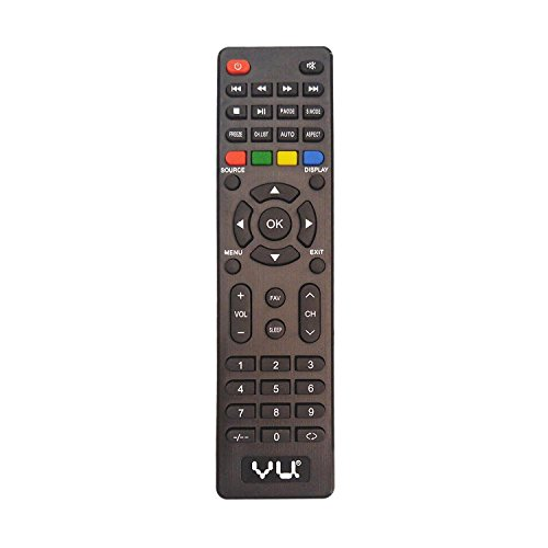 VU Led/Lcd Tv Remote (Please Match The Image) by LRIPL  available at amazon for Rs.399