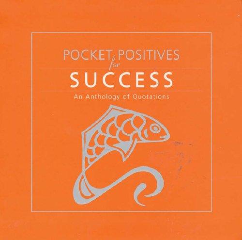 Pocket Positives for Success - Pocket Der Positiven Book