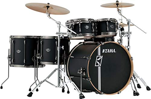 ML52HLZBNS-FBK - shell kit Hyper-Drive - finitura Flat Black