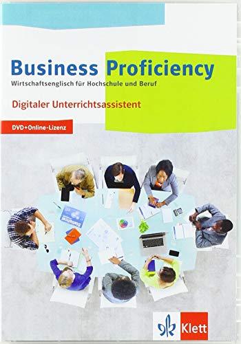 Business Proficiency: Wirtschaftsenglisch für Hochschule und Beruf. Teacher's Book mit 3 Audio-CDs und Digitalem Lehrer-Service, DVD-ROM