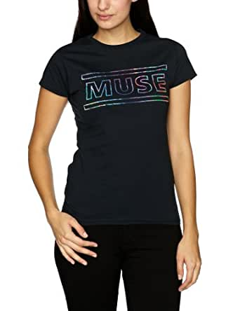 Plastic Head Damen T-shirt   - Schwarz - Black - Größe L
