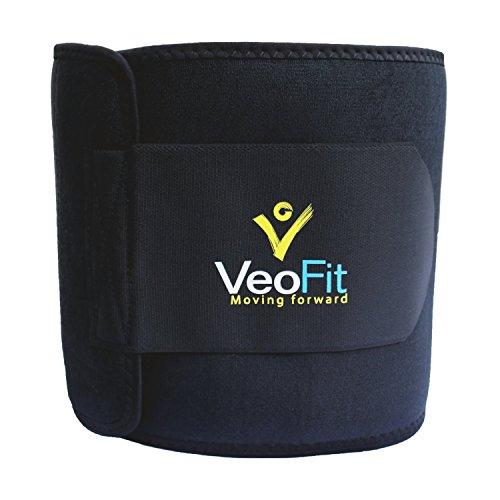 VEOFIT Cinturón Abdominal Sudoración: Cinturón