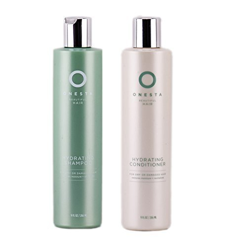 Onesta Hydrating Shampoo & Conditioner 9 Oz Each DUO by Onesta