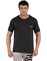 Ronnie Coleman (Rocclo) Men's Cotton Polyester Round Neck Short Sleeve T-Shirt/Tee For Gym Workout Exercise, Sports...