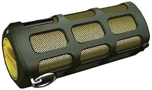 Philips SB7220/12 Shoqbox Tragbarer Bluetooth-Lautsprecher (mit integriertem Mikrofon und Berührungssensor)
