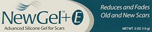 NewGel+E Advanced Silicone Gel for Scars - 15 grams by NewGel+ Silicon Gel
