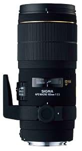 Sigma 180mm f3.5 EX DG HSM Macro For Nikon Digital & Flim SLR Cameras