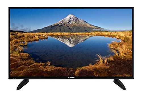 Telefunken XF40E411 102 cm (40 Zoll) Fernseher (Full HD, Smart TV, Triple Tuner) schwarz