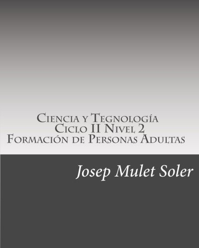 CIT Ciclo II Nivel 2 por Josep Mulet Soler