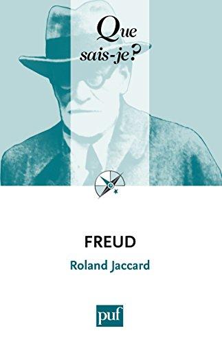 Freud: « Que sais-je ? » n° 2121