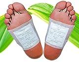 - Bambou patchs détoxifiants, Vital-pansements, soin de 10pansements pour la détoxification, la détox, haute qualité et 100% naturel, Detox Pads...