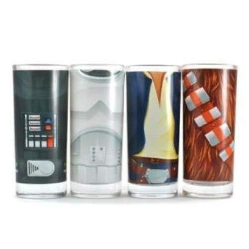 Star Wars 599386031 - Set Vasos Torso Personajes