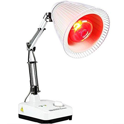 QQHealth 100W Desktop Infrarot Hitze Lampe rot Licht tragbar Wellness Lösung persönlich Heizung Weit Infrarot Haushalt Therapie