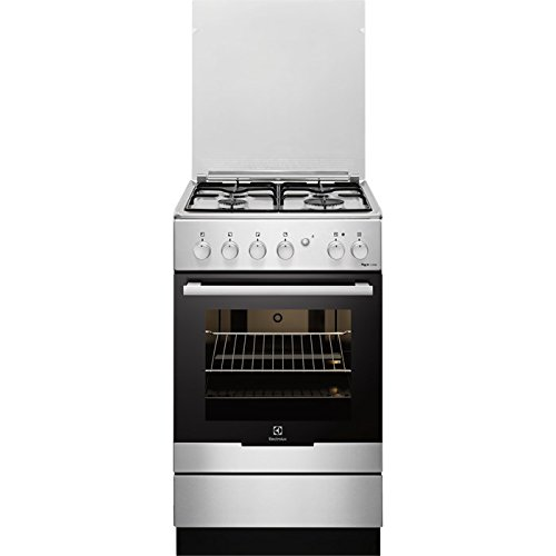 Electrolux RKK20160OX Libera installazione 56L A Nero, Acciaio inossidabile cucina