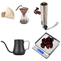 Professional coffee set v 60