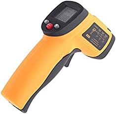 Benetech Ir Laser Point Infrared Digital Thermometer