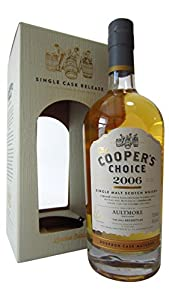Aultmore - Coopers Choice Single Cask #7120 - 2006 9 year old