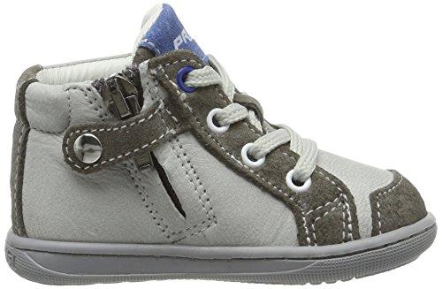 Primigi Pbx 7024, Chaussures Marche Bébé Garçon Gris (Perla/grigio Sc)