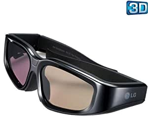 LG AGS110 Active Shutter 3D Glasses for LX6900, LX9900 and PX990 Series LG TVs