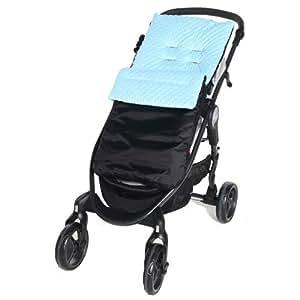 Pink Waterproof fleece car seat cosytoes footmuff liner  Isabella Alicia