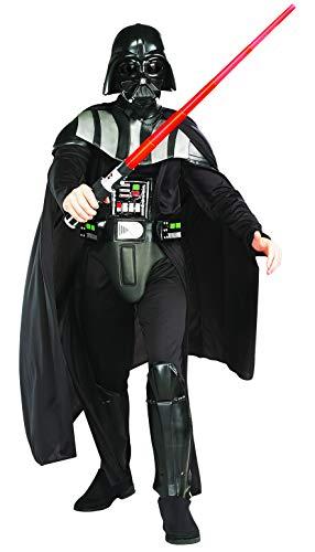 Generique - Darth Vader-Kostüm für (Star Wars Darth Vader Deluxe Kostüm Herren)