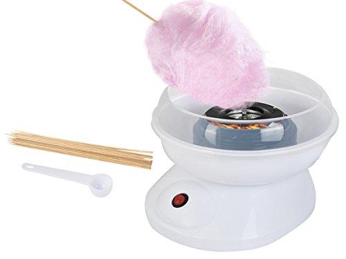 Zuckerwattemaschine für Zuhause Zucker Zuckerfreie Bonbons 520W #5434