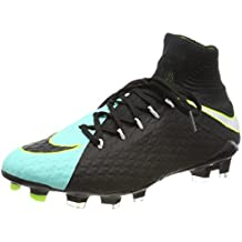 detailed look 36ec3 5dd08 Nike Hypervenom Phatal 3 Dynamic Fit (FG) Chaussures de Football Femme