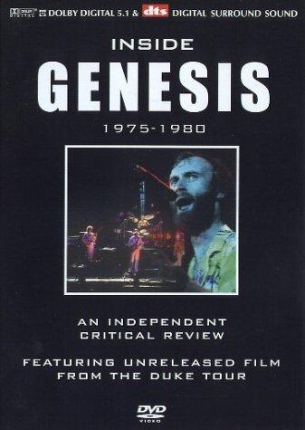 Genesis - Inside Genesis: A Critical Review 1975-1980