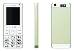 Forme F Fone Selfie Camera Wireless FM 1500mAh Battery (Gold)