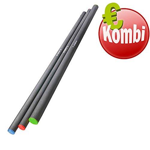 Gewichtsstangen-3er-Kombi-2-3-und-4kg-Aerobic-Gewichtsstab-Training-Stange