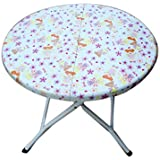 """""""Amaze"""" Folding Portable Light weight Kids Children Baby Dining Study Writing Activity Table Play Group Table - Doll"""