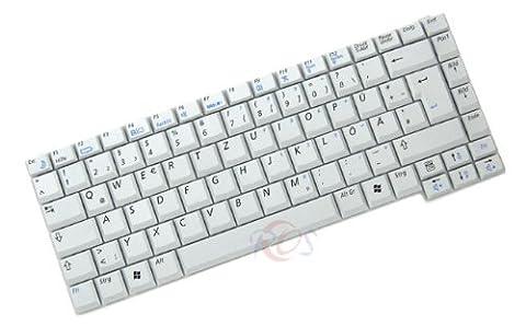 Original TC Tastatur für Samsung NP-R40 Series DE Neu Silber