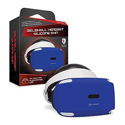 Hyperkin GelShell Headset Silicone Skin for PS VR (Blue) from Hyperkin