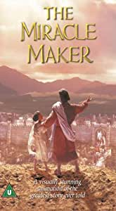 The Miracle Maker [VHS] [2000]
