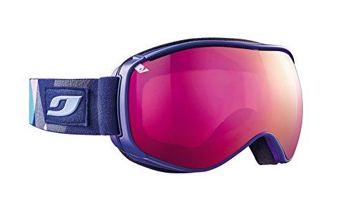Julbo Ventilate Skibrille Damen Large Bleu Kaleido Preisvergleich